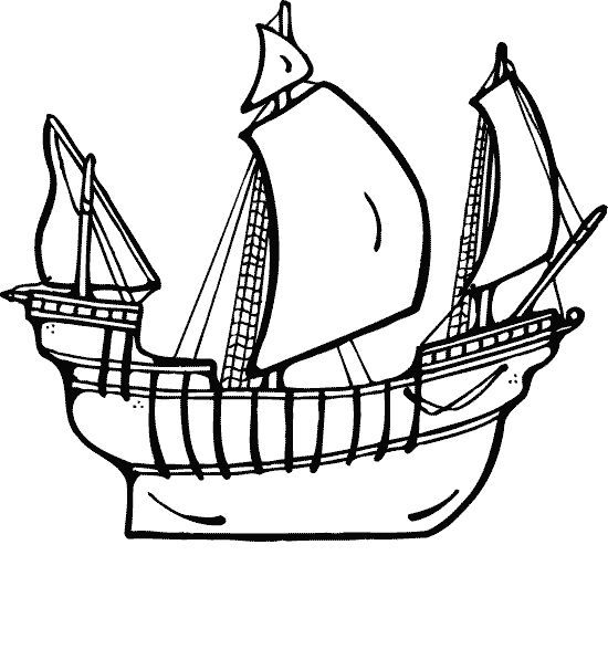 17 Best images about Boats Coloring Pages on Pinterest