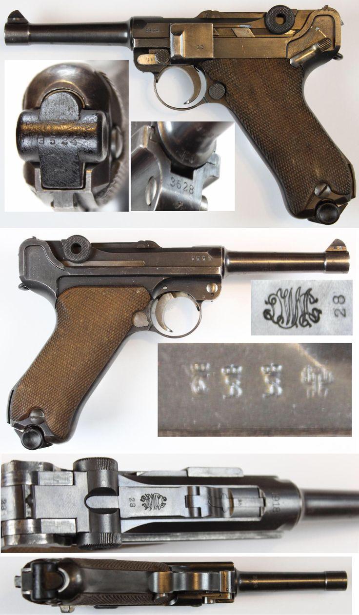 P08 Luger By Dwm Guns And Knives Pinterest Pain D