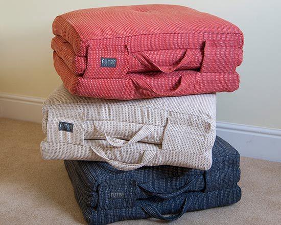 163 89 Sofa Mattress Sleepover Porta Bed Futon