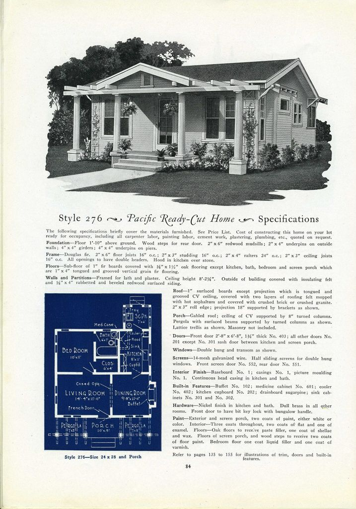 17 Best Images About 1900 1935 Bungalow On Pinterest