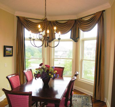 17 Best Ideas About 3 Window Curtains On Pinterest Bay Window