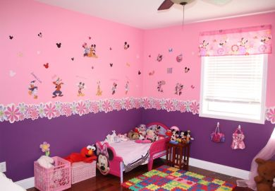 Minnie Mouse Room Decorations