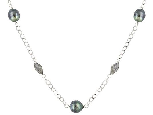 1000+ ideas about Tahitian Pearl Necklace on Pinterest