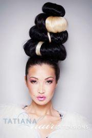 avant garde hair. hairstyle byn#tatianahairextensions