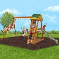 1000+ ideas about Kids Playsets on Pinterest | Swing set ...