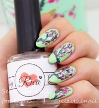 17+ best images about Summer Acrylic Nail on Pinterest ...