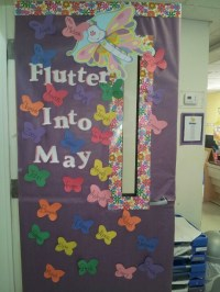 17 Best images about Doors on Pinterest | Fall classroom ...