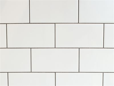 061 Bunnings Johnson Tiles 200 X 100mmWaringa White