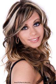 pretty hair- dark brown