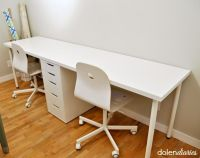 25+ best ideas about Two Person Desk on Pinterest | 2 ...