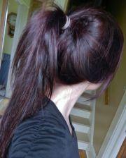 ideas violet brown