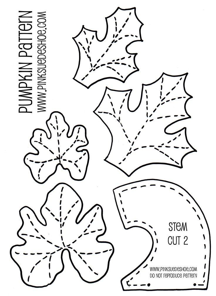 Best 25+ Leaves template free printable ideas on Pinterest