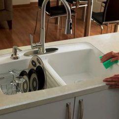 Stainless Steel Kitchen Sinks Undermount Cabinet Organizers For Wilsonart Hd