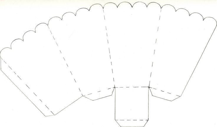 Popcorn Bucket: Popcorn Bucket Template