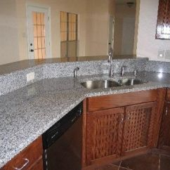 Kitchen Cabinet Ideas For Small Kitchens Aid Knife Set Luna Pearl Granite   House - Paint, Counters, And ...