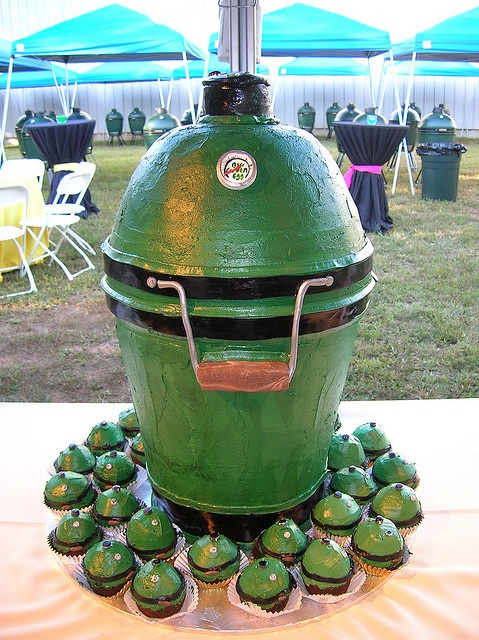 oh my god big green egg cake got to get it for my dad  Random  Pinterest  Green My dad and We