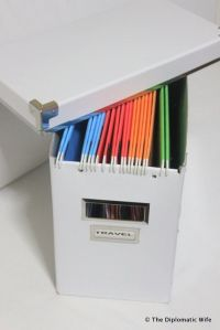 25+ best ideas about Hanging File Folders on Pinterest ...