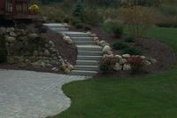 1000+ images about paver stairs on Pinterest   How to ...