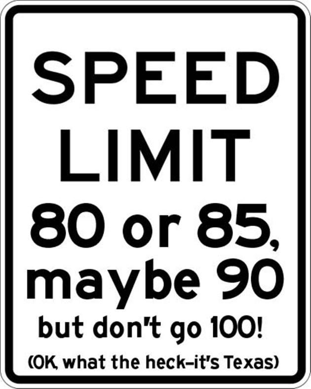 Best 25+ Speed limit signs ideas on Pinterest