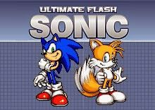Ultimate Flash Sonic Unblocked Flash Games Pinterest