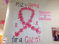 October is Breast Cancer Awareness Month at our TLE ...