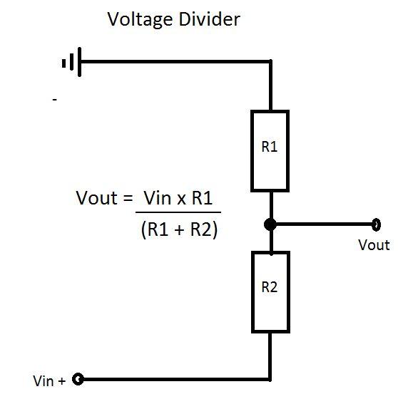 25+ best ideas about Voltage Divider on Pinterest