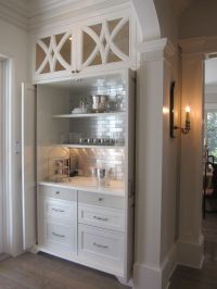 Built In Bar Cabinets - WoodWorking Projects & Plans