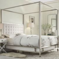 1000+ ideas about Queen Size Canopy Bed on Pinterest ...