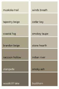 25+ best ideas about Benjamin moore taupe on Pinterest