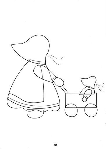 Best 20 Sunbonnet Sue Ideas
