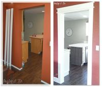 25+ best ideas about Door casing on Pinterest