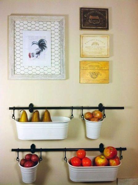 ikea kitchen hanging storage 25+ best ideas about Hanging Storage on Pinterest | Kitchen wall storage, Storage and Bathroom