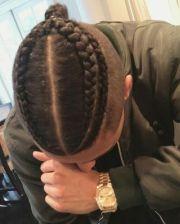 ideas mens braids