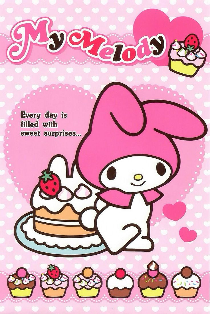 1000 Ideas About My Melody Wallpaper On Pinterest My