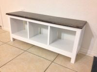 25+ best ideas about Shoe Cubby Bench on Pinterest | Shoe ...