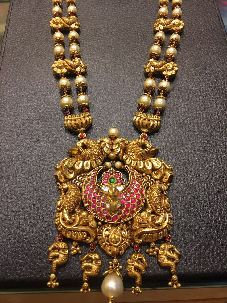 1000 ideas about Indian Gold Jewellery on Pinterest  Jewellery Designs Earrings For Women and