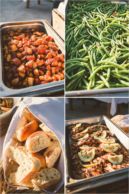 83 Best Images About Wedding Food On Pinterest Kitchen