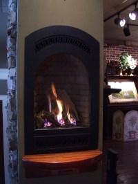 "close-up of the Fireplace Xtrordinair 21DV ""Bed ..."