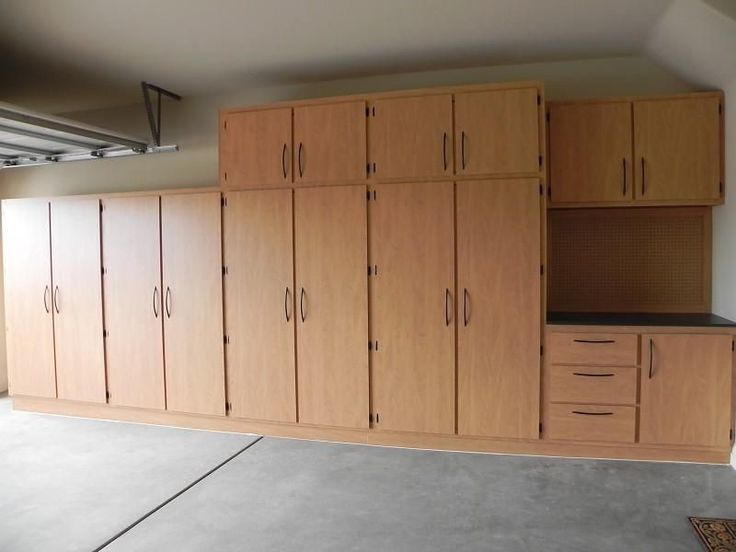 Free Garage Storage Cabinet Plans  WoodWorking Projects