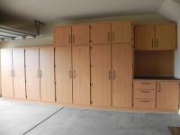 Free Garage Storage Cabinet Plans - WoodWorking Projects ...