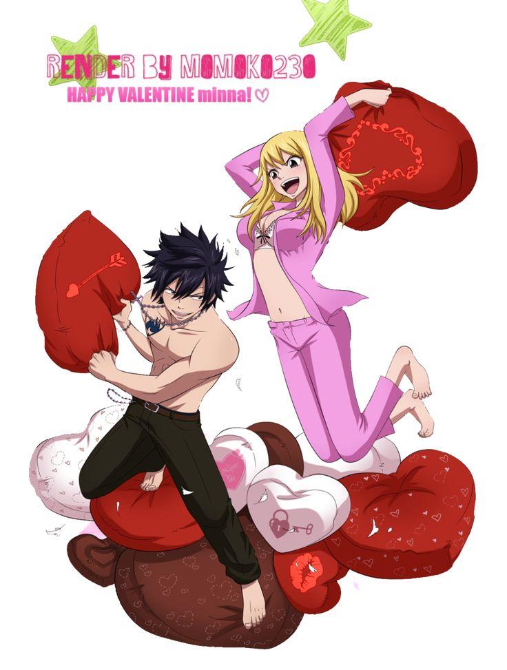 Graylu Sn Valentine Render By Momoko230 On DeviantART