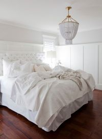 17 Best ideas about White Bedrooms on Pinterest