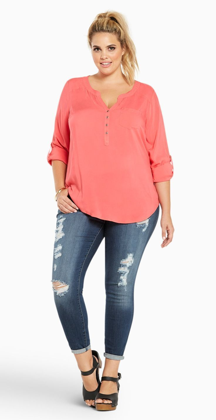 17 Best ideas about Plus Size Casual on Pinterest  Plus size style Plus size and Big girl fashion