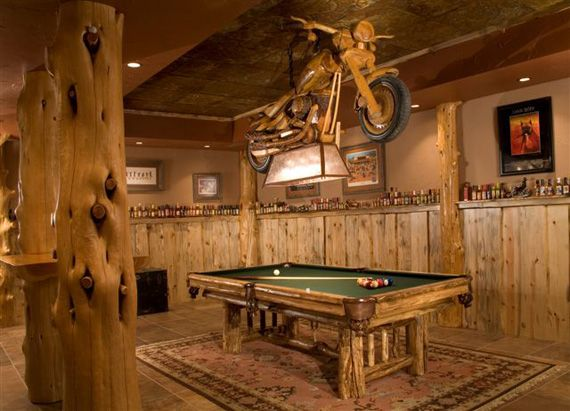 kitchen ceiling lights ideas console photos of large porch with cedar log posts | full home ...
