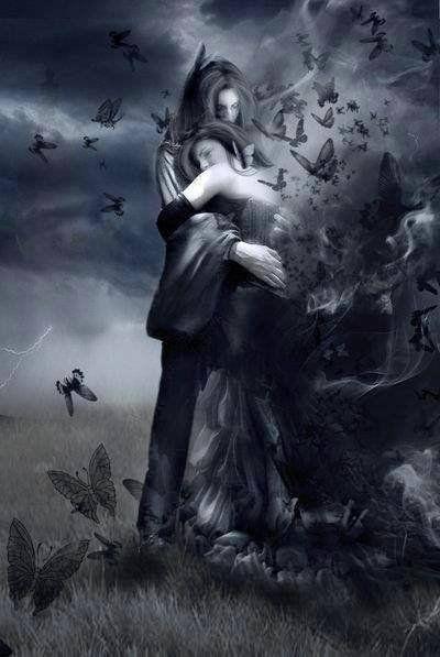 Black Prince And Wolf Girl Wallpaper Dreamies De B728klrv67c Jpg Dark Fantasie Pinterest