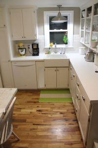 108 square foot kitchen, completely redone. Ikea, pragel ...