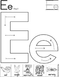 25+ best ideas about Letter E Activities on Pinterest ...