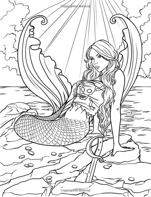 Mermaid Myth Mythical Mystical Legend Mermaids Siren