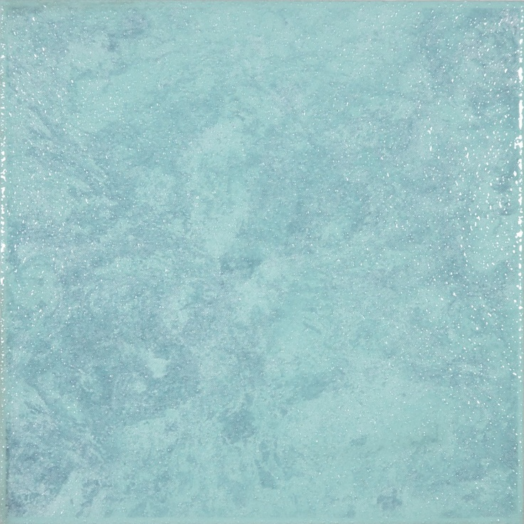 8x8 Londra Turquoise Floor Tile  laundry room  Pinterest  Laundry room Glass tiles and