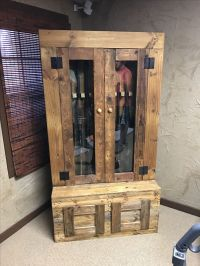 25+ best ideas about Gun cabinets on Pinterest | Gun ...